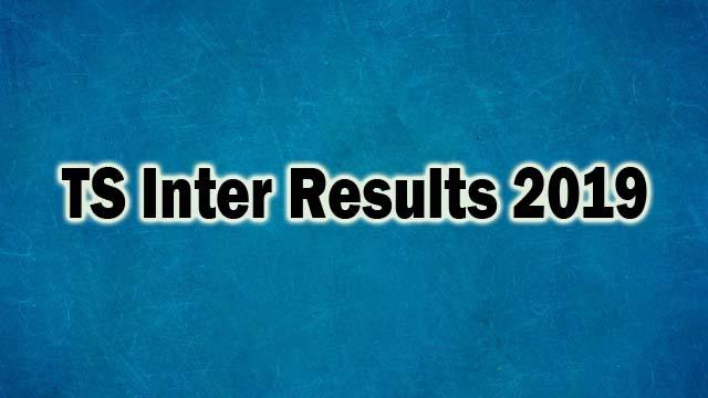 TS Inter Results 2019 | TS Intermediate Results 2019 | Exam